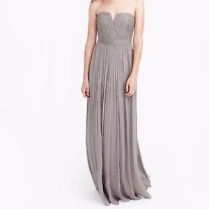 Spring special! J.Crew bridesmaid chiffon dress